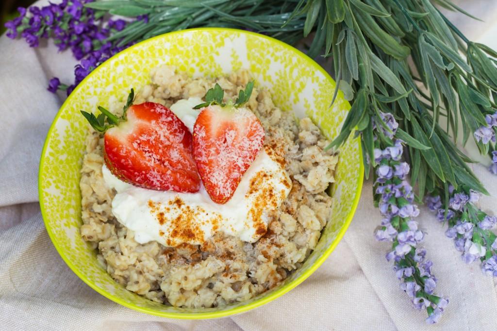 coconut water recipe for porridge