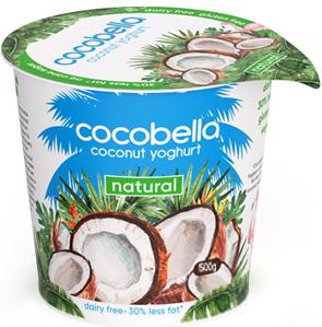 Cocobella coconut yoghurt 500g